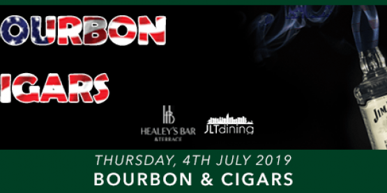 Bourbon and cigars july 4 2019