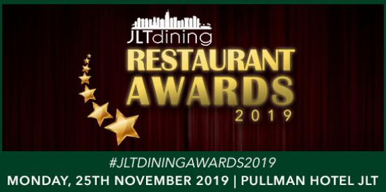 JLT Dining Awards 2019
