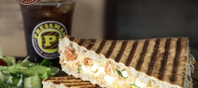 Pressman's Pressed Sandwiches