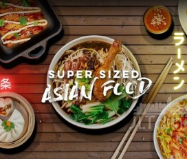 Super Bowl - Asian Cafe